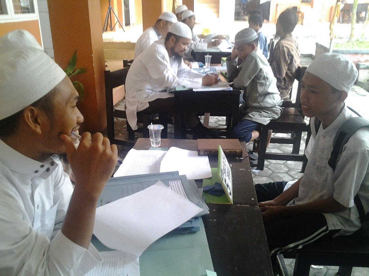 Wahyu Pratama, calon santri asal Labuhan Lombok, Pringgabaya
